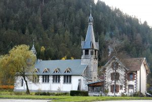 Eglise de Kichompre