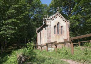 Kapelle erbaut um 1865
