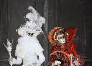 Karneval Remiremont am Tag
