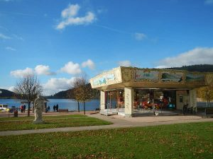 Karussel am Lac de Gerardmer