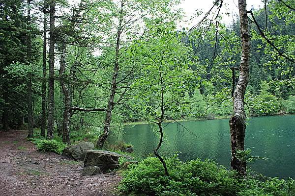 Der Lac de la Maix ist ein magischer Ort