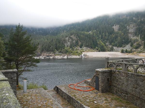 Lac Noir ohne Pumpspeicherwerk
