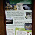 Lac de Longemer. Erklärungstafel.