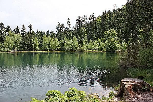 Lac de la Maix