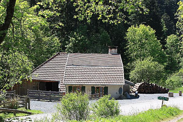Sawmill Museum Lancoir.