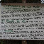 Tipp fuer Elsass-Lothringen Lac de la Maix