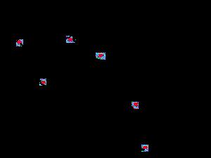 Skizze zum Auffinden der Draisine Magnieres