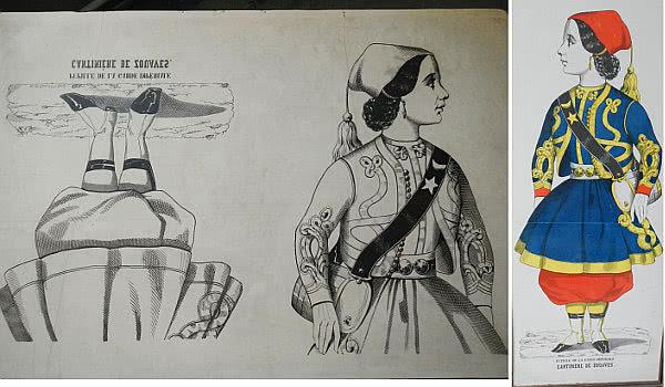 La Cantinière de Zouaves