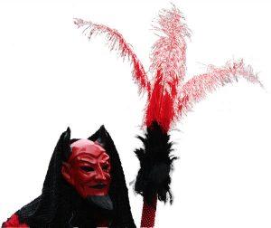 Der Teufel. Le diable.